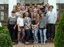 A második tanév csoportképei